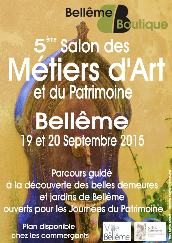 Belleme salon metiers d art 2015