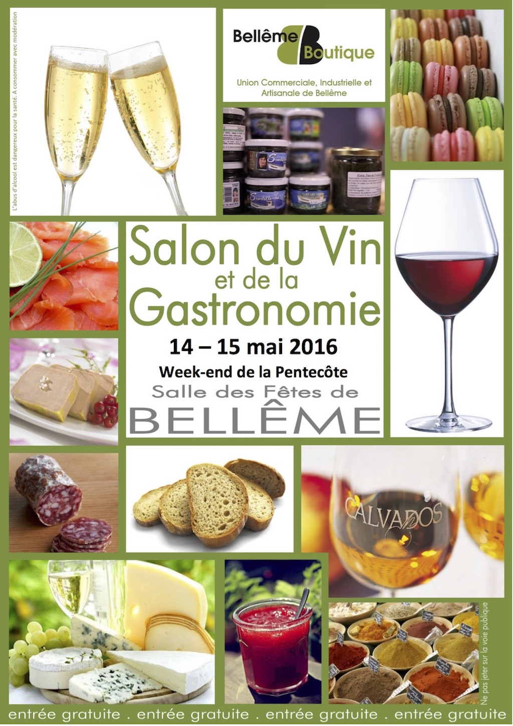 18 me salon des vins de la gastronomie 14 15 mai 2016. Black Bedroom Furniture Sets. Home Design Ideas