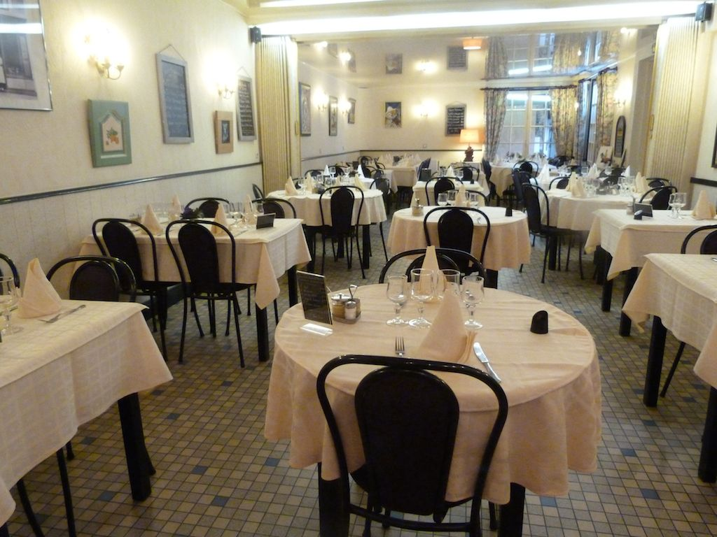 H tel restaurant bell me l 39 escale t l 02 33 73 13 32 - Restaurant belleme perche ...